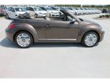 2013 Volkswagen Beetle 2.5L Convertible 70s Edition Data, Info and Specs