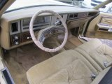 1978 Lincoln Continental Interiors