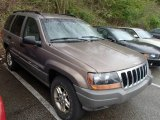2002 Woodland Brown Satin Glow Jeep Grand Cherokee Laredo 4x4 #80391977
