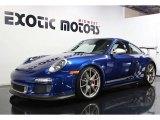 2011 Porsche 911 Aqua Blue Metallic