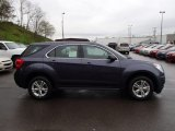 2013 Atlantis Blue Metallic Chevrolet Equinox LS #80391753