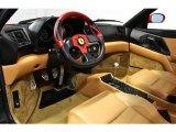 1997 Ferrari F355 Spider Tan Interior