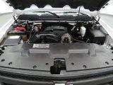 2008 Chevrolet Silverado 1500 Work Truck Extended Cab 4.8 Liter OHV 16-Valve Vortec V8 Engine