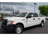 2012 Ford F150 XL SuperCrew Data, Info and Specs