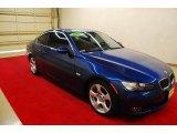 2007 Montego Blue Metallic BMW 3 Series 328i Coupe #80391738