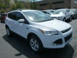 2013 Oxford White Ford Escape SE 1.6L EcoBoost 4WD #80391735