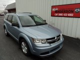 2013 Winter Chill Pearl Dodge Journey SE #80392009