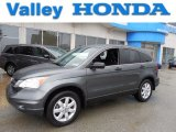 2011 Polished Metal Metallic Honda CR-V SE 4WD #80391660