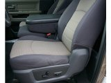2010 Dodge Ram 3500 SLT Regular Cab 4x4 Light Pebble Beige/Bark Brown Interior