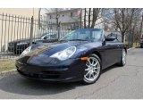 2002 Porsche 911 Midnight Blue Metallic