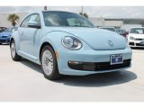 2013 Denim Blue Volkswagen Beetle 2.5L #80391935
