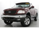 2003 Ford F150 XLT Regular Cab 4x4 Data, Info and Specs
