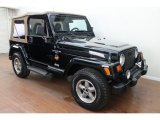1998 Jeep Wrangler Black