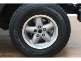 Jeep Wrangler 1998 Wheels and Tires