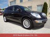 2010 Carbon Black Metallic Buick Enclave CXL AWD #80425455