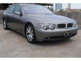 2003 Sterling Grey Metallic BMW 7 Series 745Li Sedan #80425868