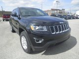 2014 Brilliant Black Crystal Pearl Jeep Grand Cherokee Laredo 4x4 #80425929