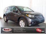 2013 Polished Metal Metallic Honda CR-V EX AWD #80425208