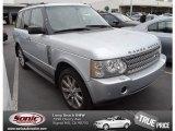 2007 Zermatt Silver Metallic Land Rover Range Rover Supercharged #80425512