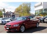 2012 Vermilion Red Metallic BMW 3 Series 328i xDrive Coupe #80425292