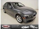 2013 Mineral Grey Metallic BMW 3 Series 328i Sedan #80425501