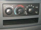 2007 Dodge Ram 1500 SLT Quad Cab Controls
