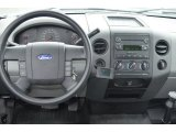 2005 Ford F150 XL SuperCab Dashboard