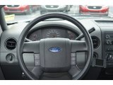 2005 Ford F150 XL SuperCab Steering Wheel