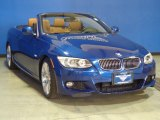 2011 Le Mans Blue Metallic BMW 3 Series 328i Convertible #80425189