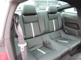 2012 Ford Mustang GT Coupe Rear Seat