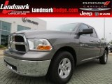 2012 Mineral Gray Metallic Dodge Ram 1500 SLT Quad Cab #80425400