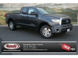 2013 Magnetic Gray Metallic Toyota Tundra SR5 TRD Double Cab 4x4 #80425169