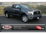 2013 Magnetic Gray Metallic Toyota Tundra Double Cab 4x4 #80425167