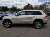 2014 Cashmere Pearl Jeep Grand Cherokee Limited 4x4 #80425377