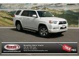 2013 Blizzard White Pearl Toyota 4Runner SR5 4x4 #80425154