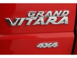 Suzuki Grand Vitara Badges and Logos
