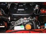 2006 Suzuki Grand Vitara Engines