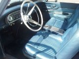 Ford Falcon Interiors