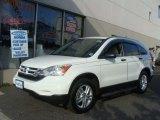 2010 Taffeta White Honda CR-V EX AWD #80481059