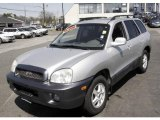 2003 Pewter Hyundai Santa Fe LX 4WD #8017018