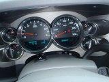 2013 Chevrolet Silverado 1500 LT Extended Cab Gauges