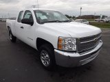 2013 Chevrolet Silverado 1500 LS Extended Cab Data, Info and Specs