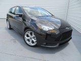 2013 Tuxedo Black Ford Focus ST Hatchback #80480693