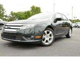 2010 Atlantis Green Metallic Ford Fusion SE #80480913