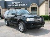 2007 Black Lincoln Navigator Luxury #8036240