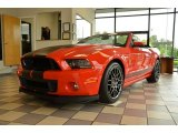 2014 Ford Mustang Race Red