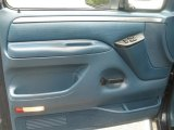 1995 Ford F150 XLT Regular Cab Door Panel