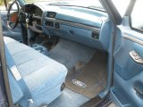 1995 Ford F150 Interiors