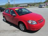 Victory Red Chevrolet Cobalt in 2010