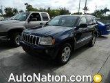 2006 Midnight Blue Pearl Jeep Grand Cherokee Limited 4x4 #80480789